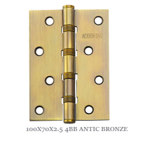 100X70X2.5 4BB ANTIC BRONZE