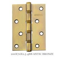 100X70X2.5 4BB ANTIC BRONZE