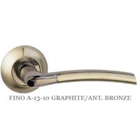 FINO A-13-10 GRAPHITE/ANT. BRONZE.