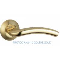 PRATICO A-09-10 GOLD/S.GOLD.