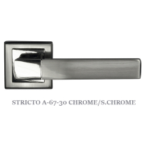 STRICTO A-67-30 CHROME/S.CHROME.