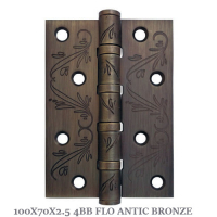100X70X2.5 4BB FLO ANTIC BRONZE