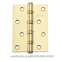 100X70X2.5 4BB POLISH GOLD