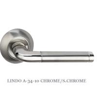 LINDO A-34-10 CHROME/S.CHROME.