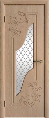 Межкомнатная дверь Каролина ДО