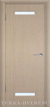 Межкомнатная дверь Домино 2 ДО