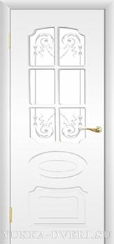 Межкомнатная дверь Эксклюзив ДО (решетка)