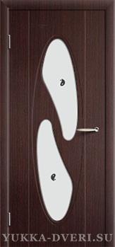 Межкомнатная дверь Инь-Янь ДО