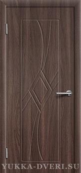 Межкомнатная дверь Кристалл 3 ДГ