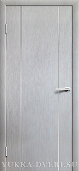 Межкомнатная дверь Лайм 1   ДГ молдинги