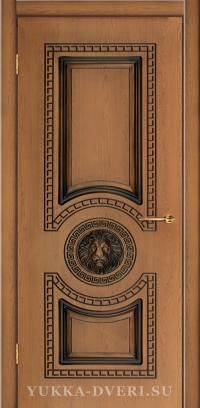 Межкомнатная дверь Леон без стекла