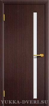 Межкомнатная дверь М1  ДО бок