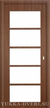 Межкомнатная дверь М2  ДО (решетка)