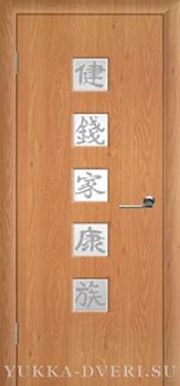 Межкомнатная дверь М5 ДО