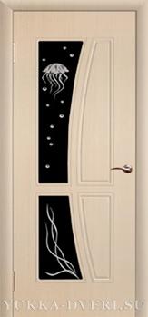 Межкомнатная дверь Медуза ДО