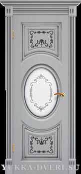 Межкомнатная дверь Монте-Карло ДО