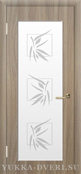 Межкомнатная дверь Пальма ДО