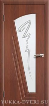 Межкомнатная дверь Парус - стекло