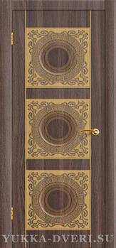 Межкомнатная дверь Рим ДГ