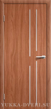 Межкомнатная дверь Ризотто ДГ молдинги