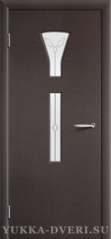 Межкомнатная дверь Тюльпан ДО
