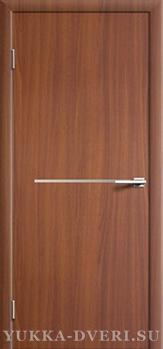 Межкомнатная дверь Вега 3 ДГ молдинг
