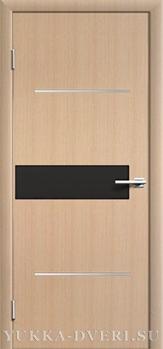 Межкомнатная дверь Вега 4 ДО молдинги
