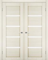 Сигма С5 двустворчатый блок межкомнатных дверей