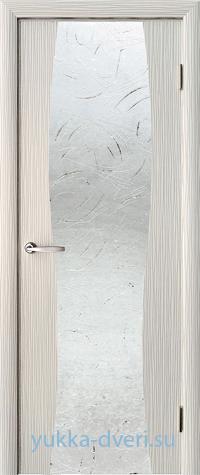 Межкомнатная дверь Сириус 1.1 художественное зеркало