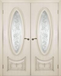 Версаль двустворчатый блок межкомнатных дверей